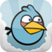 blue bird - angry-birds icon
