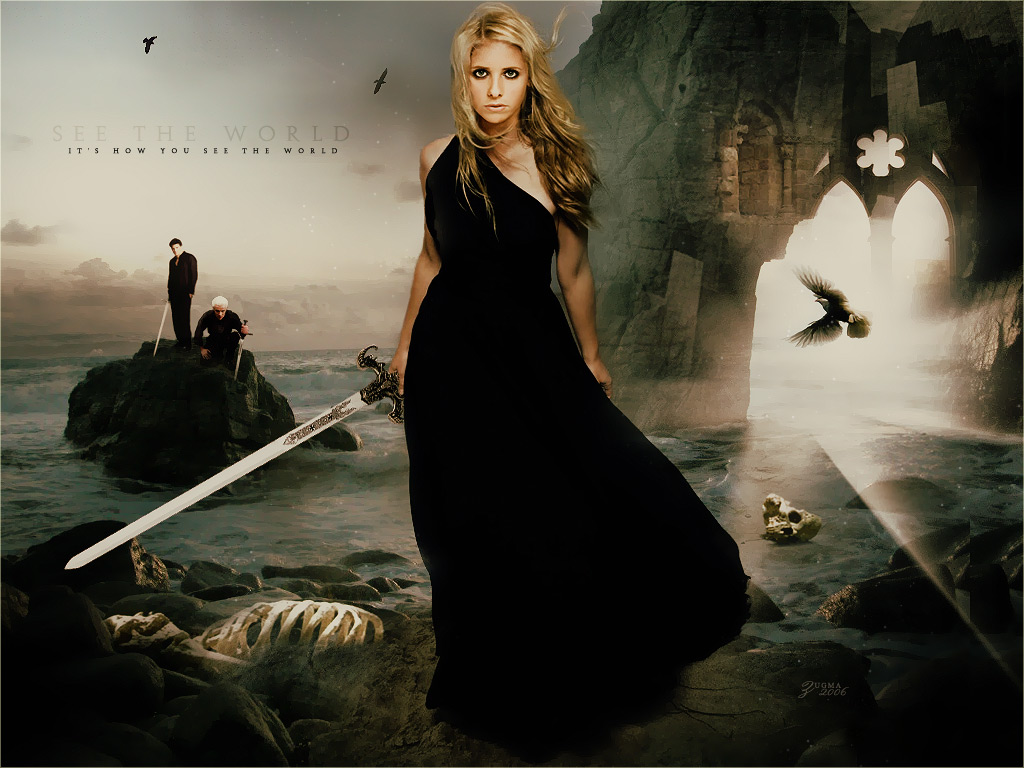 Buffy the vampire slayer buffy the vampire slayer photo 24228624