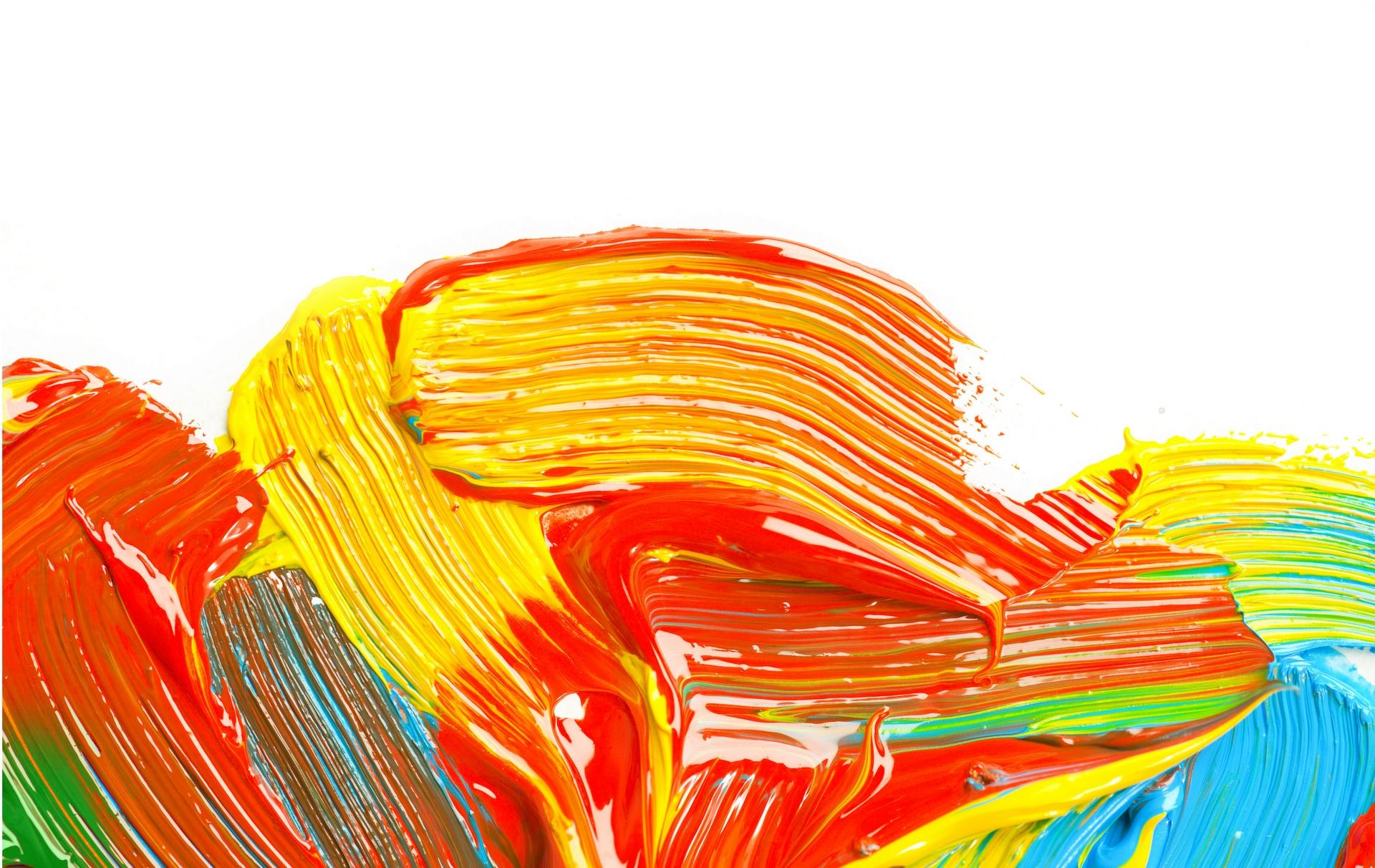 Colourful Paints Colors Photo 24236808 Fanpop