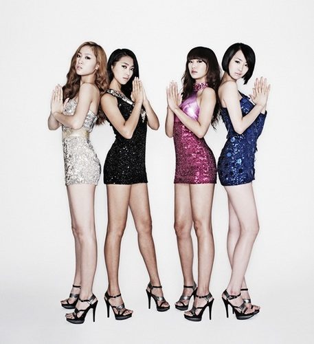 SISTAR (씨스타) wallpaper possibly containing a pakaian bermain, playsuit entitled concept foto