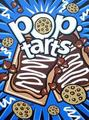cookie dough poptarts - pop-tarts photo