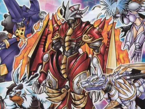 digimon frontier beast spirits