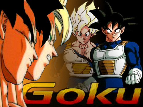 Dragon Ball Z wallpaper containing anime titled goku dragonball z