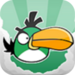 green bird - angry-birds icon