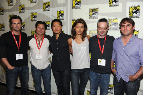 hawaii five o at comic con