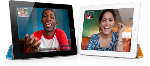 iPad's FaceTime