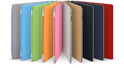 iPad's Smart Covers