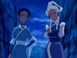 katara and yue