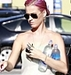 katy hair pink  - katy-perry icon