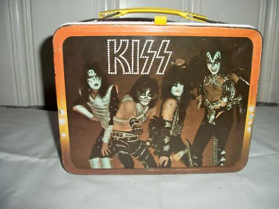 kiss 1977 lunchbox
