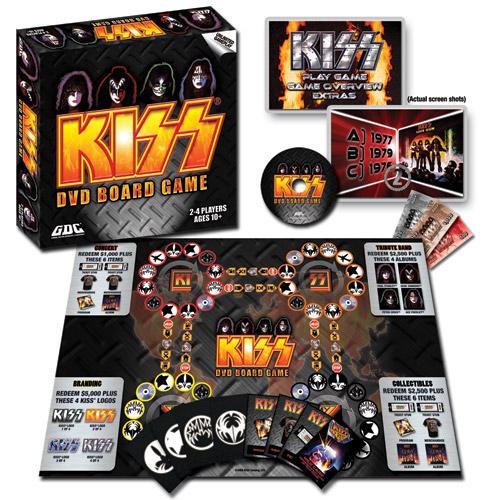 kiss game