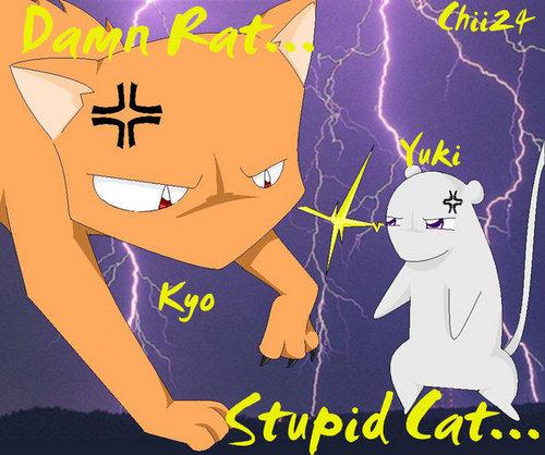 kyo vs yuki