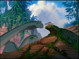 littlefoot and his gramparents