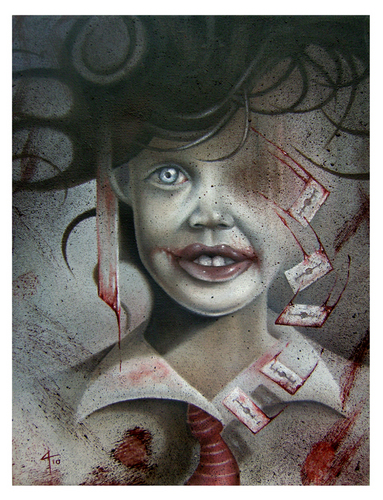morbid girl