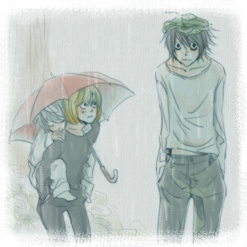 near, mello, L