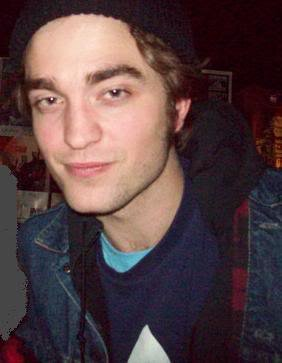 new/old pic Robert pattinson