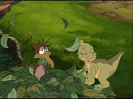 petrie and ducky