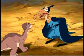 petrie's mom and littlefoot