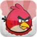 red bird - angry-birds icon