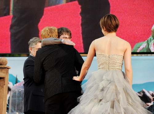 rupert grint+Emma Watson