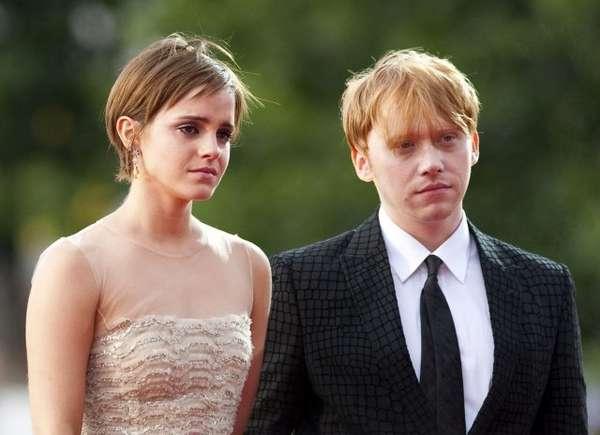 rupert grint+Emma Wats... Rupert Grint Married