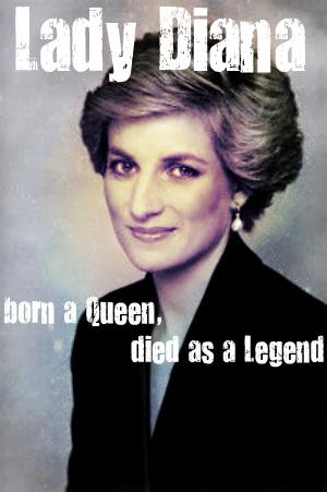 born a queen,died as a legend