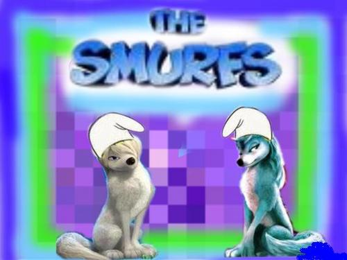 the smurfs alpha and omega