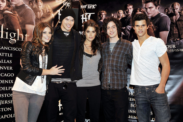 twilight the cast