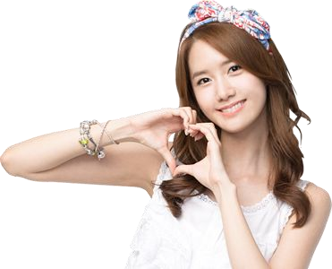 Im yoonA fond d'écran with a bouquet called yoona