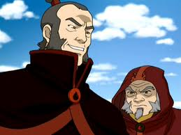 zhoe and ozai