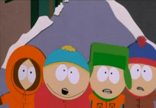 South Park Hintergrund called 'Cause Terrance and Phillip are sweeeet!
