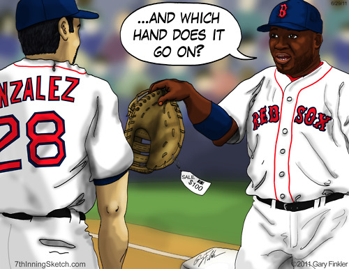 David Ortiz Cartoon