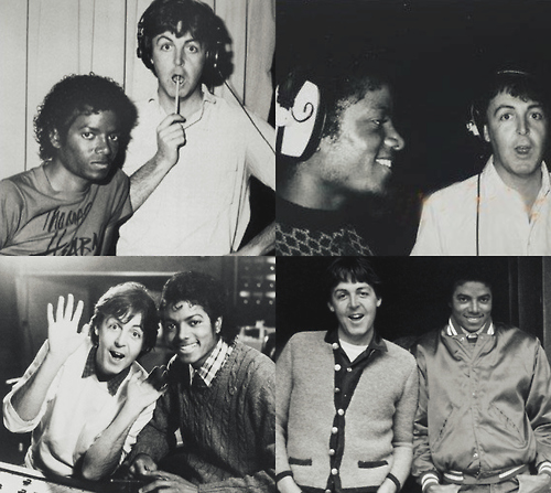 paul mccartney and michael jackson