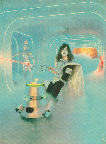 1980 किस Ace Magazine Pic Aussie