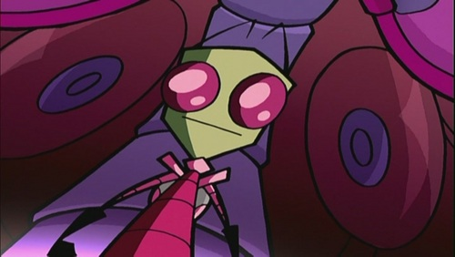 1x20 &#39;Tak: The Hideous New Girl&#39; - invader-zim Screencap