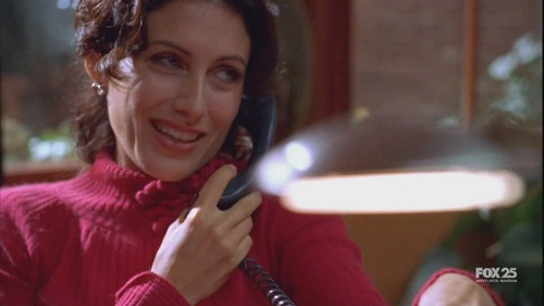Dr. Lisa Cuddy wallpaper titled 2.06 'Spin' Screencaps