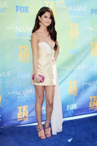 AUGUST 7TH – 2011 Teen Choice Awards