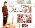 Adorable Merlin - merlin-the-young-warlock fan art