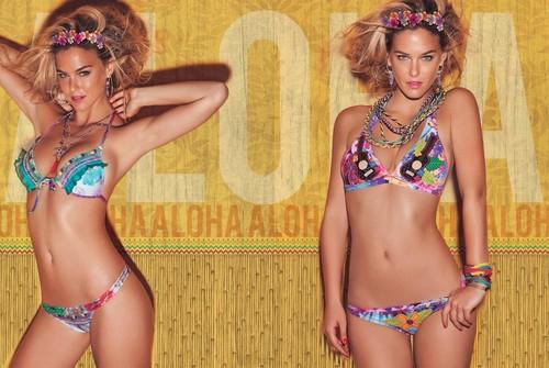 Agua Bendita 2012 Swimwear Photoshoot
