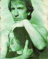 Alan Rickman and Me - severus-snape fan art