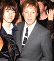 Alex Turner and Sir Paul McCartney (2008)
