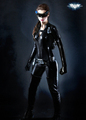 FAKE: Anne Hathaway as Catwoman - the-dark-knight-rises fan art