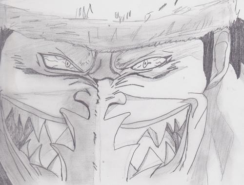 Arlong - One Piece