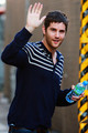 At 'Jimmy Kimmel Live'  - jim-sturgess photo
