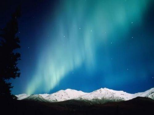Aurora Borealis Fotos