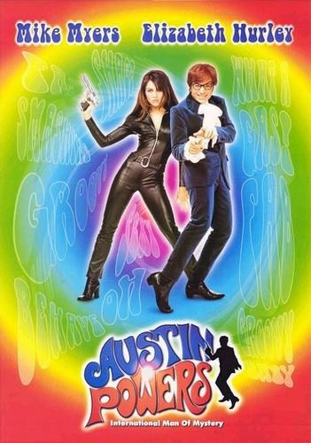 Austin Powers Poser
