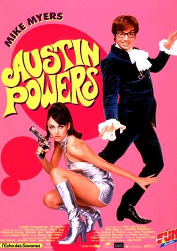 Austin Powers Poster