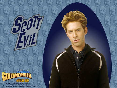 Austin Powers Scott Evil