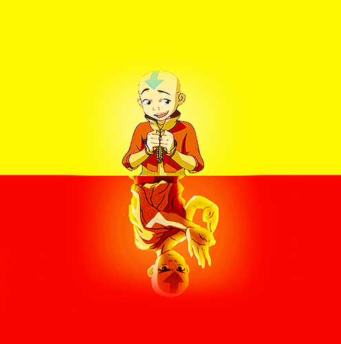 아바타 Aang