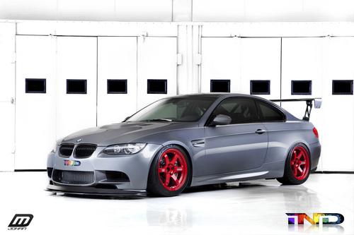 BMW M3 سے طرف کی IND